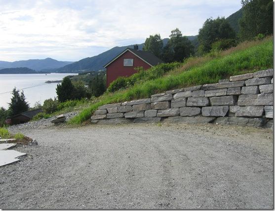 Mur, Helge Ressem. Sommaren 2006 033
