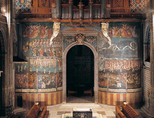 Jugement Dernier - Cathédrale Sainte-Cécile d'Albi