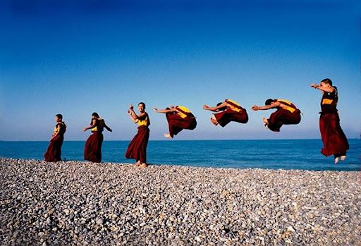 Matthieu Ricard - Les moines volants