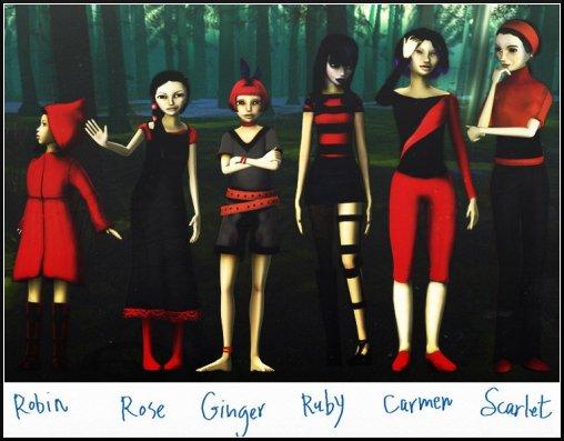 « The Path » - Les six soeurs