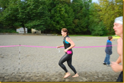 Lake Samammish Triathlon