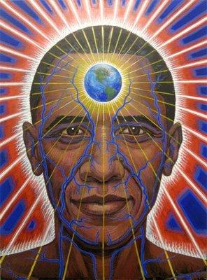 """""""O raio que caiu do céu"""". Obama é o Anti-messias? Tire suas conclusões..."""