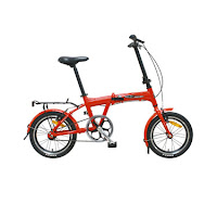 Sepeda Lipat WIMCYCLE POCKET ROCKET 16 Inci