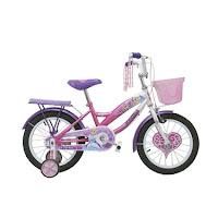 Sepeda Anak WIMCYCLE DISNEY PRINCESS 16 Inci