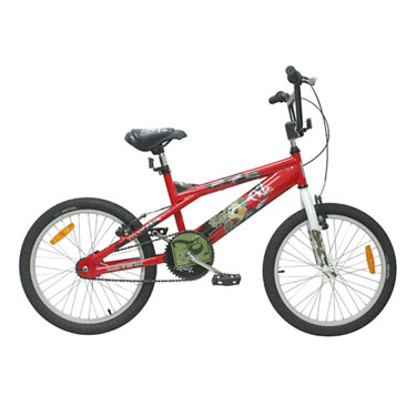 sepeda bmx wimcycle tazmania