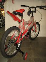 4 Sepeda Anak EVERBEST EB1508 18 Inci