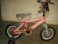 Sepeda Anak SENATOR SPORT TECH BMX 12 Inci