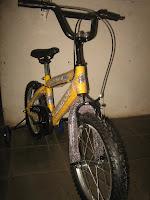 Sepeda Anak SENATOR ULTIMATE 16 Inci
