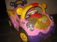 Mobil Mainan Aki DOESTOYS  DT818 VW