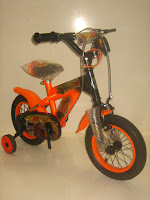 3 Sepeda Anak EVERBEST EB12-908 DRAGON BALL