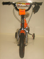2 Sepeda Anak EVERBEST EB12-908 DRAGON BALL