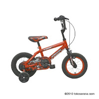 Sepeda Anak WIMCYCLE DRAGTER12 Inci