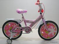 Sepeda Anak EVERBEST 18-985 Flower 18 Inci