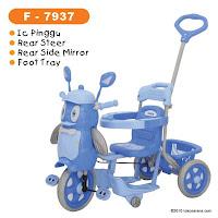 Sepeda Roda Tiga FAMILY F7937 Penguin