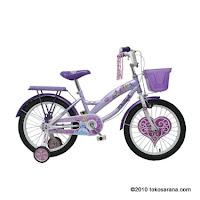 Sepeda Anak WIMCYCLE Mini DISNEY PRINCESS 18 Inci