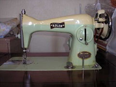 Adler Patch Sewing Machines, Rebuilt Patch  Industrial Sewing