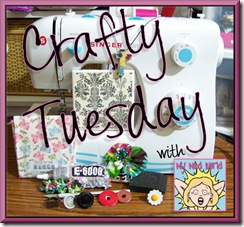 Crafty Tuesday 2