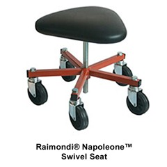 Napoleone Swivel Seat