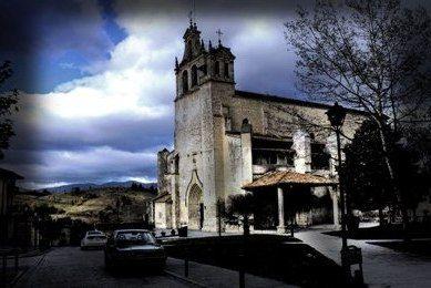 Iglesia de Santa María de Agurain