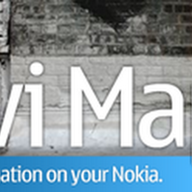 Nokia Maps with Free Navigation for Smartphones - How to install and navigate Guide