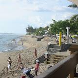 Blick aus der Strandbar
