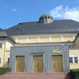 Haupteingang des Palazzo in Bingen