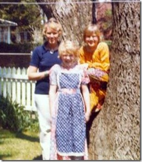 1976 Laurel, Sharon, Candace