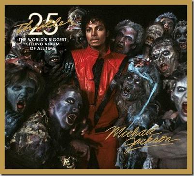MichaelJacksonThriller25thCover