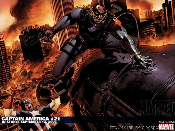 Capitan America n21