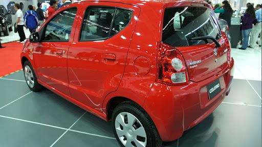 Suzuki Celerio 2011