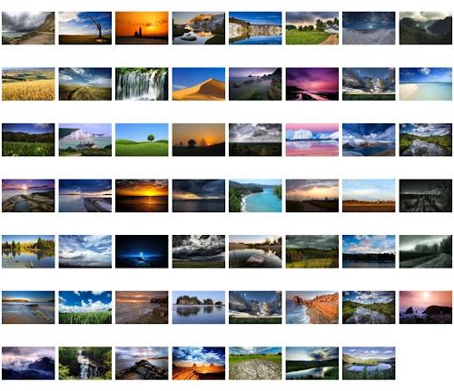 55 Sfondi dedicati alla Natura e ai Paesaggi
