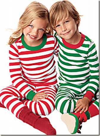 Cocktails and Cupcakes: Kids Christmas Pajamas