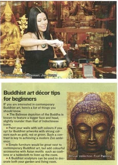 Buddhist Art Home Decor Tips For Beginners