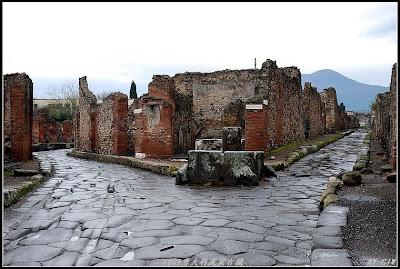 暴走亚平宁、悠游爱琴海--那不勒斯、庞贝古城 - 咖友 - 心中有路
