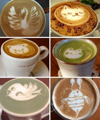 animals-latte-art