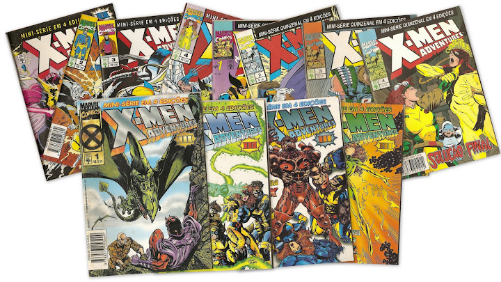 X-men: Adventures