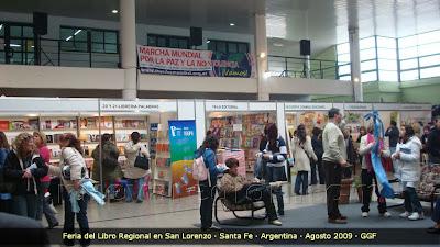 Más de 9000 personas visitaron la 2da Feria del Libro Regional en San Lorenzo