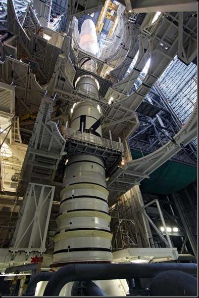 Ares 1-X (Foto: NASA)