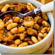 canellini bean stew