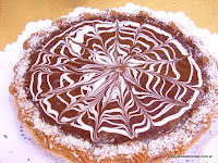 tarta cocoy chocolate