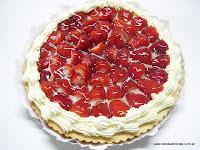 tarta de frutilla