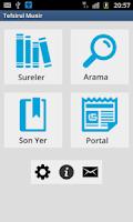 Screenshot of Tefsiru'l Munir