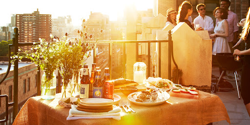 Gatherings: Rooftop Party