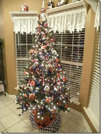 2 Auburn Tree