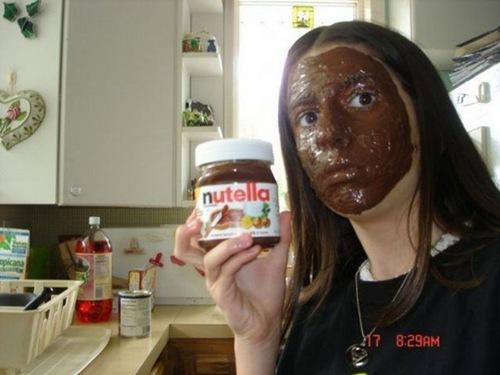 nutela mask