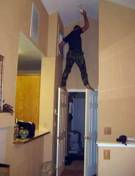 ceiling painint