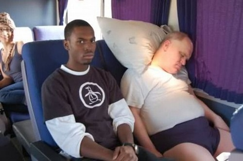 bus sleep