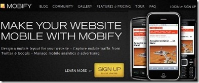 MOBIFY - Make Your Website Mobile