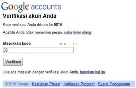 sign up-google account-verifikasi-nomor ponsel