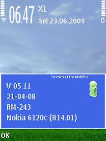 kode tipe Nokia